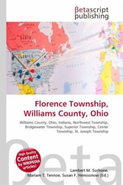 Florence Township, Williams County, Ohio