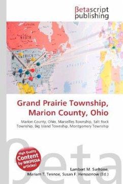 Grand Prairie Township, Marion County, Ohio