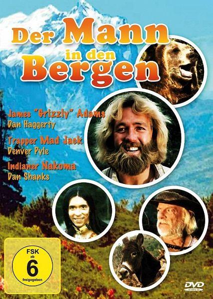 Der Mann In Den Bergen Dvd