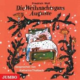 Die Weihnachtsgans Auguste, 1 Audio-CD