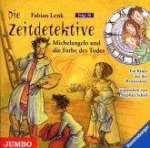 Michelangelo und die Farbe des Todes / Die Zeitdetektive Bd.20 (CD)