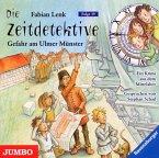 Gefahr am Ulmer Münster / Die Zeitdetektive Bd.19 (CD)