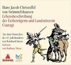 Lebensbeschreibung der Erzbetrügerin und Landstörzerin Courage, 4 Audio-CDs