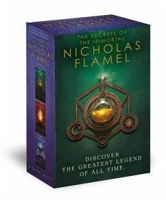 The Secrets of the Immortal Nicholas Flamel - Scott, Michael