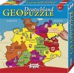 Geo Puzzle (Kinderpuzzle), Deutschland