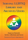 Serving LGBTIQ Library and Archives Users
