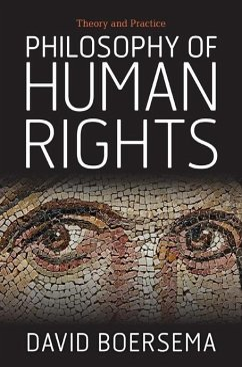 Philosophy of Human Rights - Boersema, David