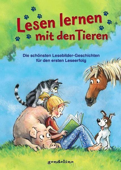 lesen lernen mit den tieren - buch - buecher.de