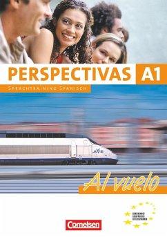 Perspectivas A1 Al vuelo. Sprachtraining - Mata Manjón, María del Carmen