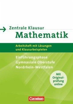 Klausuren Mathematik. Zentrale Klausuren