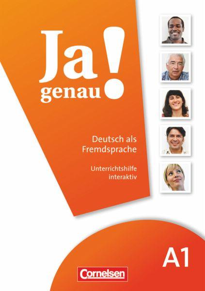 Ja genau! - Deutsch als Fremdsprache A1: Band 1 & 2 (PC ...