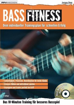 Bass Fitness, m. Audio-CD
