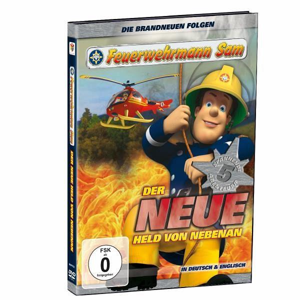 Feuerwehrmann Sam Der Neue Held Von Nebenan Vol 01 Auf Dvd