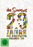 Die Simpsons - Die komplette Season 20: 20 Jahre Simpsons (4 Discs)