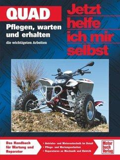 Quad Reparaturbuch - Korp, Dieter
