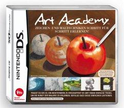 Art Academy: Zeichen- und Maltechniken Schritt für Schritt erlernen! (Nintendo DS)