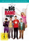 The Big Bang Theory - Die komplette zweite Staffel (4 Discs)