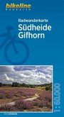 Bikeline Radwanderkarte Südheide, Gifhorn