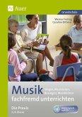 Musik fachfremd unterrichten - Die Praxis 3/4