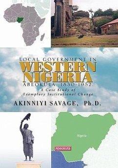 Local Government in Western Nigeria