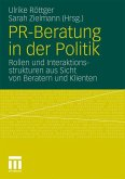 PR-Beratung in der Politik