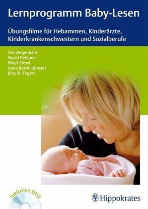 Lernprogramm Baby-Lesen,m. DVD