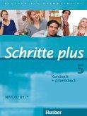 Schritte plus 05. Kursbuch + Arbeitsbuch