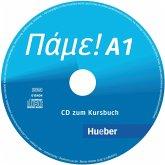 Audio-CD zum Kursbuch / Pame! Niveau.A1