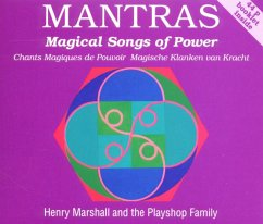 Mantras-Magical Songs Of Power (2cds) - Marshall,Henry