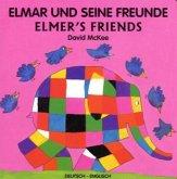 Elmar und seine Freunde, Deutsch-Englisch\Elmer's Friends