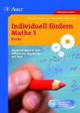 Individuell fördern: Mathe 5 Brüche