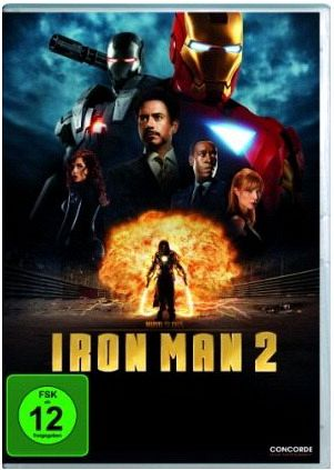 Iron Man 2 (DVD) - Robert Downey Jr./Gwyneth Paltrow