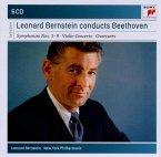 Sinfonien 1-9,Ouvertüren,Violinkonzert