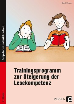 Trainingsprogramm Lesekompetenz - 2.Klasse - Hohmann, Karin
