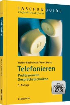 Telefonieren - Backwinkel, Holger; Sturtz, Peter