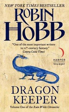 Dragon Keeper - Hobb, Robin