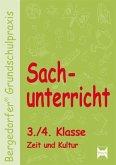 Sachunterricht - 3./4. Klasse, Zeit und Kultur