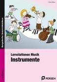 Lernstationen Musik: Instrumente