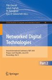 Networked Digital Technologies, Part II