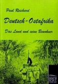 Deutsch-Ostafrika