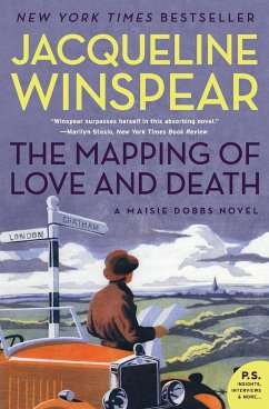 The Mapping of Love and Death: A Maisie Dobbs Novel - Winspear, Jacqueline
