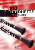 100 leichte Duette für 2 Klarinetten; 100 Easy Duets for 2 Clarinets