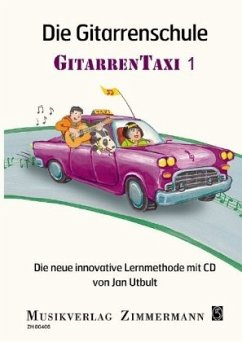 Die Gitarrenschule Gitarrentaxi, m. Audio-CD