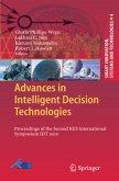 Advances in Intelligent Decision Technologies
