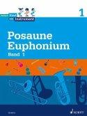 Jedem Kind ein Instrument 01. Posaune, Euphonium Band 1
