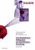 Interdisziplinäres Kolloquium zur Geschlechterforschung