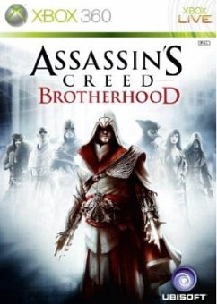 Assassins Creed - Brotherhood (Xbox 360, PS3)