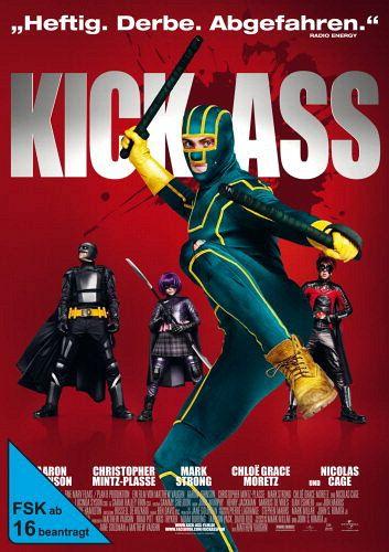 Kick-Ass (DVD) - Aaron Johnson,Christopher Mintz-Plasse