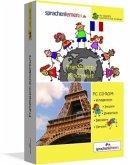 Französisch-Kinderkurs, CD-ROM