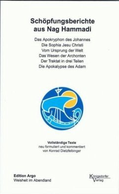 Apokryphon des Johannes, Die Sophia Jesu Christ...